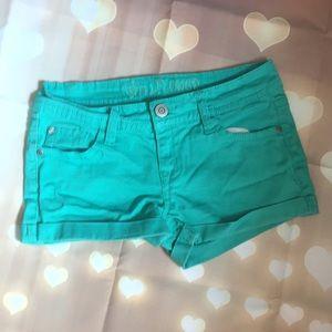 Wallflower Short Shorts